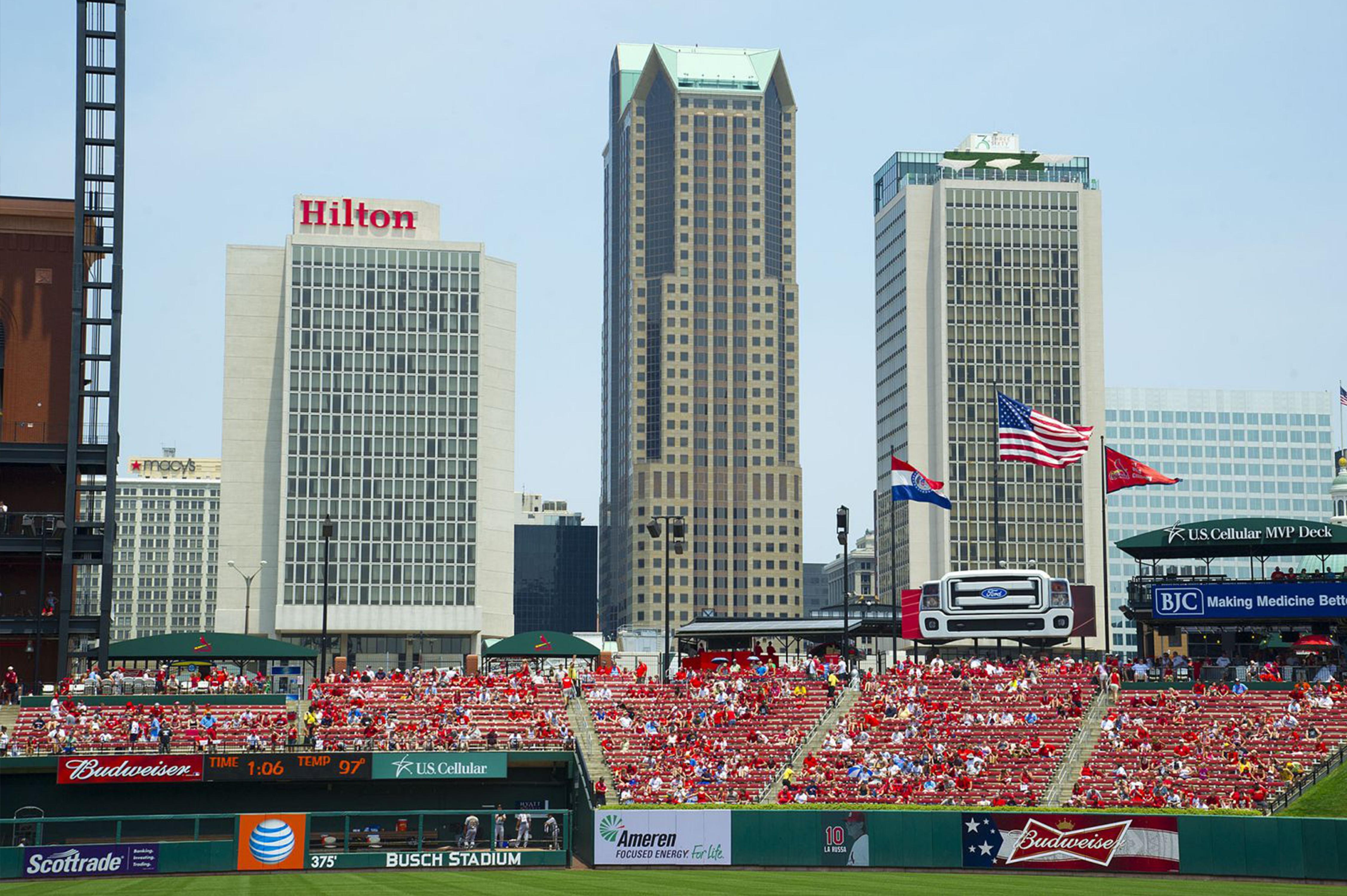 Hilton at the Ballpark