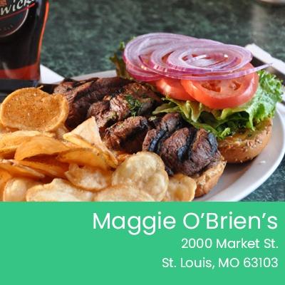 Maggie O'Brien's